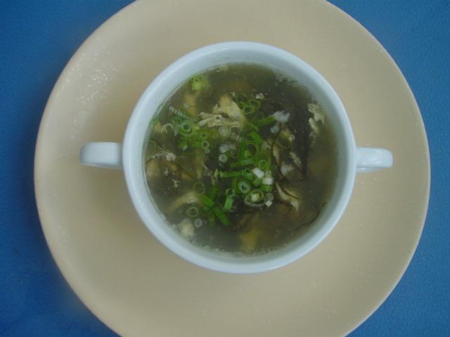 イトサン株式会社商品情報 - 簡単溶き卵入り中華風スープ