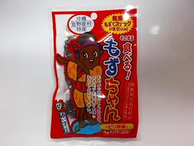 イトサン株式会社商品情報 - もずちゃん(ピリ辛味)