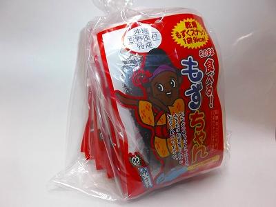 イトサン株式会社商品情報 - もずちゃん(ピリ辛味)セット3g×9袋
